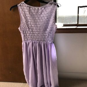 American apparel lace dress sz xs